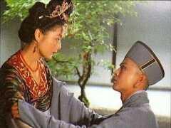 陳光蕊歸來,唐僧母親為何要自盡而亡?你看孫悟空見二郎神罵了啥