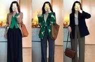 小個子女生也能擁有高氣場,這5個穿搭套裝,每一套都值得借鑑