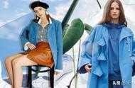 夠沉靜有氣質,一件「藍綠色大衣」辦到了!2020就要這麼穿