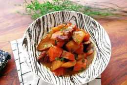 """秋季""""貼秋膘"""",試試五花肉這做法,少油少糖,和紅燒肉一樣解饞"""