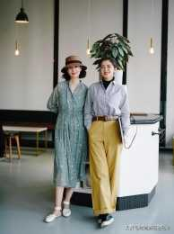 做女人愛時髦,50歲不算晚,瞧三木媽媽這樣穿,大方得體又減齡