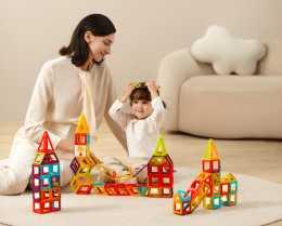 Babycare旗下早教品牌BCKID上線拼搭課,解決家長陪孩子玩耍難題